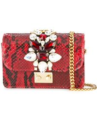 Gedebe - Clicky Pochette With Jewel Details - Lyst