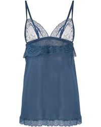 La Perla Parigina in modal - Blu