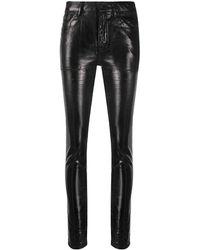 Saint Laurent Denim Jeans - Black