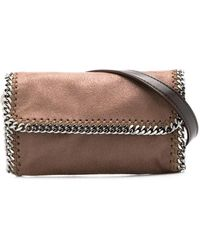 Stella McCartney Falabella Shoulder Bag - Gray