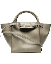 Céline - Big Bag Small Leather Shoulder Bag - Lyst