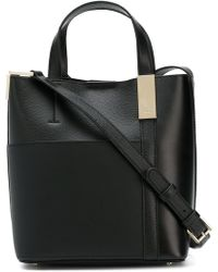 DKNY - Sam Leather Tote Bag - Lyst