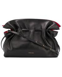 Mansur Gavriel Protea Shoulder Bag - Black