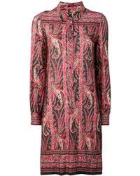 Isabel Marant - Wilena Short Dress - Lyst