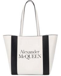 Alexander McQueen Signature Tote Bag - Multicolor