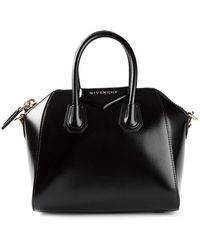 Givenchy - Antigona Leather Bag - Lyst
