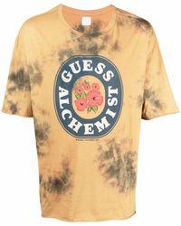 Alchemist Tie-dye Logo T-shirt - Multicolor