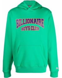 Billionaire Logo Hoodie - Green