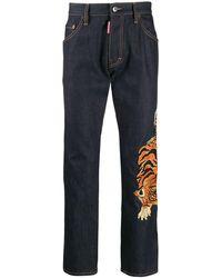 DSquared² Jeans Dan - Blu