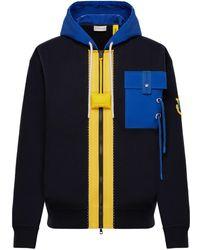 Moncler - Hooded Sweatshirt - Lyst