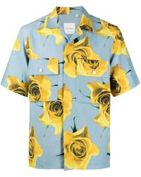 Paul Smith Shirts Red - Multicolor