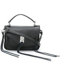 Rebecca Minkoff - Darreni Mini Leather Messenger Bag - Lyst