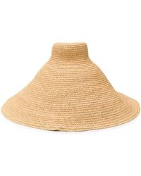 Jacquemus Valensole Straw Hat - Natural