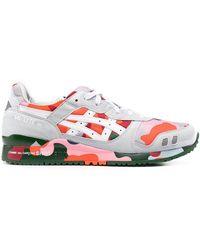 Comme des Garçons X Asics Gel-lyte 3 Sneakers - Gray