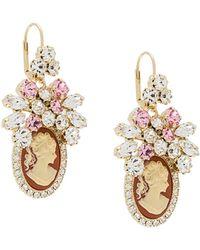 Dolce & Gabbana - Earrings - Lyst