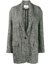Étoile Isabel Marant Backal Jacket - Grey