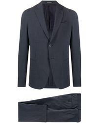 Emporio Armani Two-piece Formal Suit - Blue