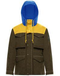 Moncler Hooded Jacket - Verde