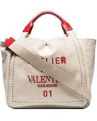 Valentino Garavani Atelier Tote Bag - Multicolour