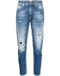 Dondup Jeans slim - Blu