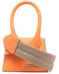 Jacquemus Le Chiquito Tote Bag - Orange