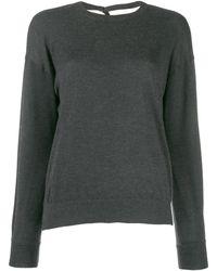Brunello Cucinelli - V-necked Sweater - Lyst