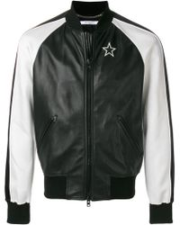 Givenchy - Leather Jacket - Lyst