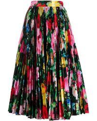Richard Quinn Skirts - Multicolour