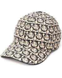 Ferragamo Cappellino Da Baseball - Multicolore
