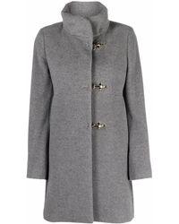 Fay Coats Grey