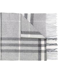 Burberry - Cachemire Giant Icon Scarf - Lyst