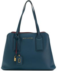 Marc Jacobs - The Editor Leather Shoulder Bag - Lyst