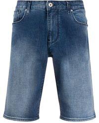 Emporio Armani Shorts - Blu