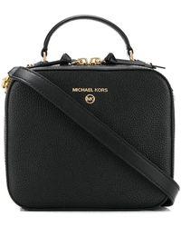 MICHAEL Michael Kors Medium Jet Set Tote Bag - Black
