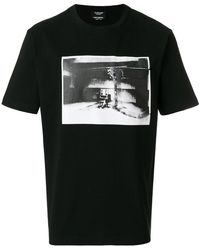 CALVIN KLEIN 205W39NYC - Prinded T-shirt - Lyst