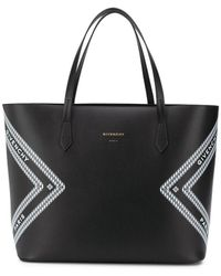 Givenchy Wing Shopping Bag - Black