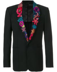 Paul Smith - Embroidered Jacket - Lyst