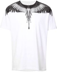 Marcelo Burlon - T-shirt 'Wings' - Lyst