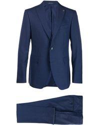 Tagliatore Suit - Blue