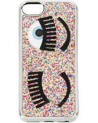 Chiara Ferragni - Glittered Iphone 8 Case - Lyst