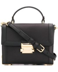 MICHAEL Michael Kors - Jayne Leather Bag - Lyst