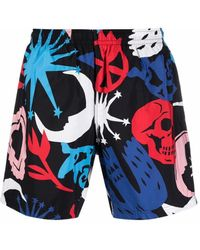 Alexander McQueen Sea Clothing Black - Multicolour