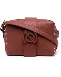 Zanellato Zoe Leather Camera Bag - Brown