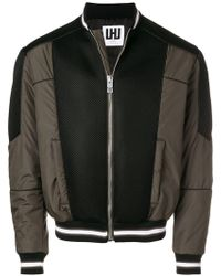 Les Hommes - Casual Bomber - Lyst