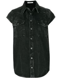Givenchy - Denim Shirt - Lyst