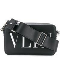 Valentino Garavani Vltn Crossbody Bag - Black