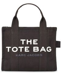 Marc Jacobs THE TRAVELER TOTE BAG SMALL - Nero