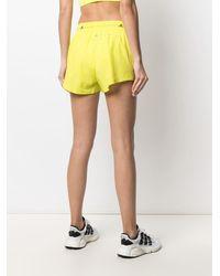 adidas By Stella McCartney Truepace Multipurpose Shorts - Yellow