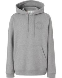Burberry Jumpers Grey