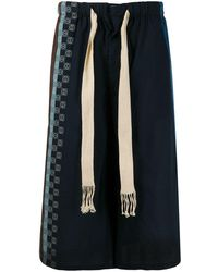 Loewe Cotton Shorts - Multicolour